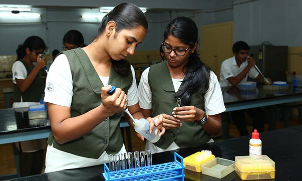 Biotechnology Lab