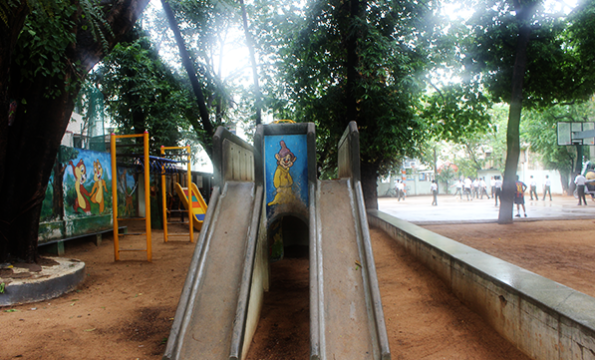 Primary Play Area